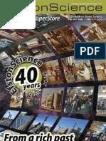 EsftonScience 2010 Holiday Flyer