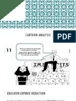 edu-210 cartoon analysis