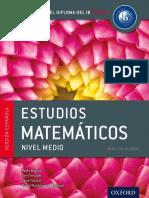 IB Estudios Matemáticos NM Libro del Alumno resumen