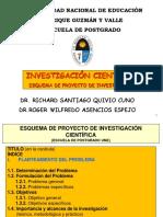 Tesis i - 2018 - Esquema de Proyecto Tesis