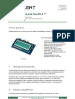 Manual de Referencia PmodCLS ™
