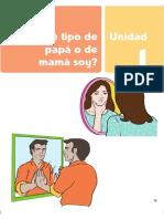 ¿Qué tipo de mamá o papá soy?
