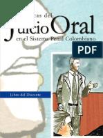 03 Técnicas Del Juicio Oral en El Sistema Penal Colombiano - Libro Del Discente