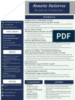 _annette Gutierrez Updated Creative Resume