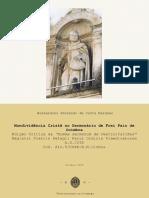 Frei Paio de Coimbra - Sermões