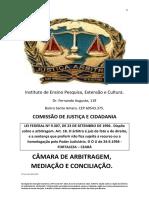 COMISSÃO DE JUSTIÇA E CIDADANIA 2018 Regimento Geral Redação Final Primeira Parte Aguardando Emendas