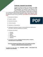Trabajo de Concepto de Sistemas - Since (2)