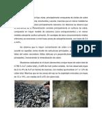Mineralogia Mina Margarita