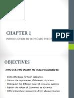 CHAPTER 1 Principles of Economics