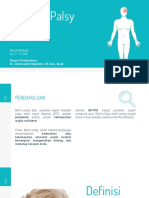 Ppt Bell's Palsy
