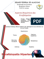 Encefalopatias - Bioquímica Clínica