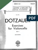 113 Estudios de Dotzauer