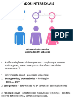 Aula de Anomalias Do Desenvolvimento Sexual