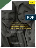 LaEmpresaFamiliarenMxico-EmprendimientoGestinySucesin