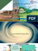 Contaminacion ambiental ppt