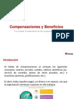 compensaciones y beneficios