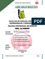 Libertad Sindical en El Peru