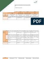 Cronograma Intercultural Mapuche Mes Octubre. 4-11-18-25.
