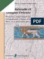 Descubriendo el Antiguo Oriente. Pioneros y arqueólogos de Mesopotamia y Egipto a finales del XIX y principios del XX