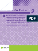 Material Complementario 2 - Educacion Fisica