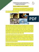 Problemas Ambientales Globales Grupo 5 Pepa
