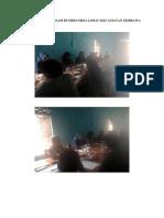 Kegiatan Sosialisasi Bumdes Desa Limau Kecamatan Sembawa