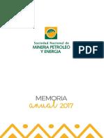 Memoria2017 Baja
