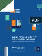 Guia Formalizacion Emprendedor Creativo