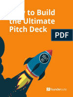 Ultimate Pitch Deck Guide