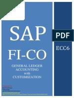 SAP GL Accounting