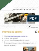 INGENIERIA DE METODOS I