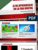 teoria de aprendizaje pdf