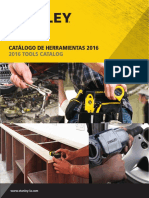 Catalogo Hand Tools 2016