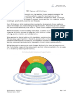 p21 framework definitions