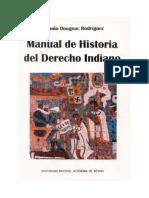 64007621 Manual de Historia Del Derecho Indiano Antonio Dougnac Rodriguez