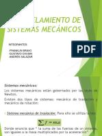 Modelamiento de Sitemas Mecanicos