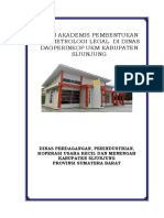 Kajian Akademis Pembentukan UPTD Di Kab. Sijunjung