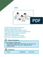 PKn SD-MI Kelas 2. Tema 2.doc