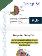 2.Biologi Sel