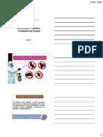Cap 9.- Toxicología Manejo Integrado de Plagas