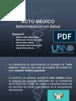 Acto Médico Admi1