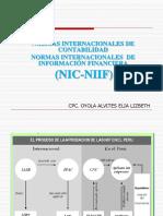 CLASE N° 01.04 -NIC NIIF - Marco Conceptual