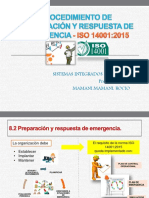 4.2 Preparacion y Respuesta de Emergencias