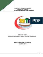Pedoman Pengorganisasian Interna Fix