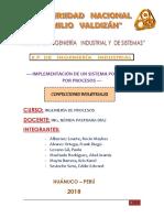 Manual de Procesos y Procedimientos- Confecciones Chávez