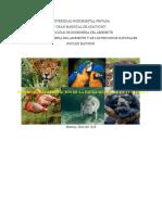 Disminucion y Afectación de La Fauna Silvestre en Venezuela