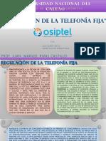 Regulacion de La Telefonia Fija (1)