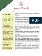 Tenerife - Senior Voyage 2019