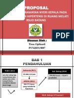 Ppt Proposal Bismillah