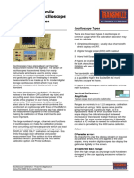 Transmille Application Note Oscilloscope Calibration
